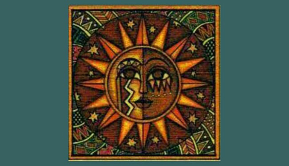 Choose one sun and get a wise message for your near future