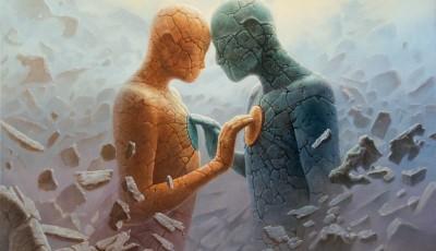 16 знаци дека сте во врска со вашиот лажен духовен близнак