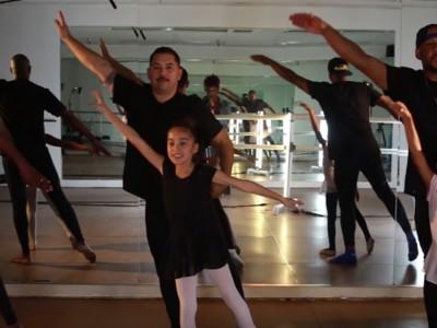 Татковци играат балет со нивните ќерки