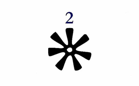 Одберете еден африкански духовен симбол и откријте ја вашата животна цел