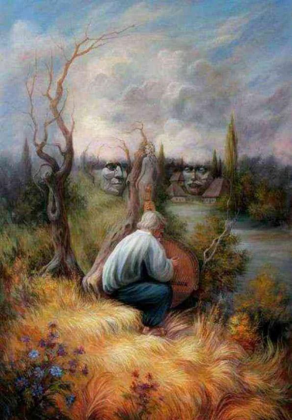 Она што прво ќе го забележите на сликата ќе ви ја открие вашата најголема слабост