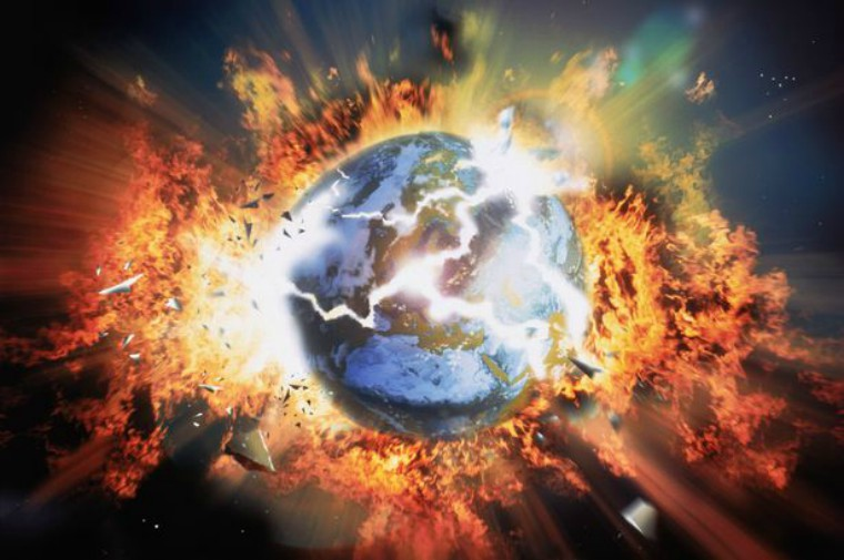 According to the Bible, the end of the world is on 24 June 2018