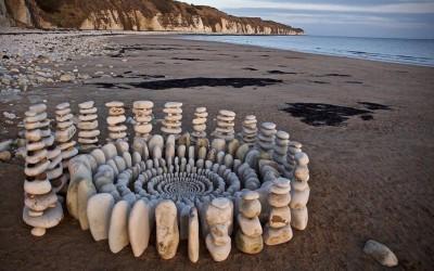 Неверојатна уметност: Извонредни мандали направени од природни материјали