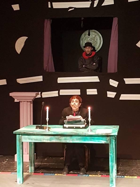 """Во среда премиера на театарската претстава """"Ужегнатост"""" во продукција на """"Артопија"""" - Скопје"""