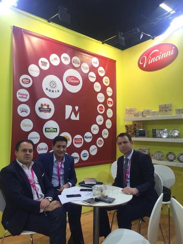Огромен интерес за производите на Макпрогрес на ISM 2018 - најголемиот светски саем за кондиторски производи