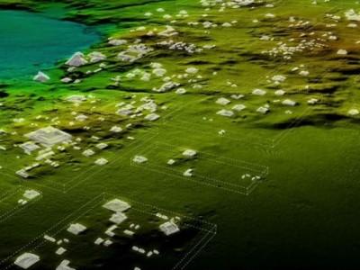 Скриената цивилизација на Маите низ фотографии