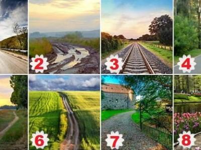 Изберете пат по кој би тргнале и дознајте што ве чека на патот кон судбината