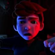 Куќа на полжав: Неверојатен краток анимиран филм