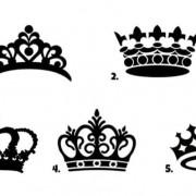 Одберете круна и дознајте една скриена тајна за вашиот живот