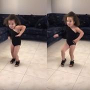 """Мало девојче растура на песната """"Single Ladies"""" од Бијонсе!"""