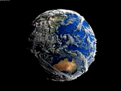 Земјата изгледа како живо битие на ова неверојатно видео од НАСА