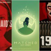 """12 дистописки книги за сите оние кои ја сакаат """"Игри на гладта"""""""