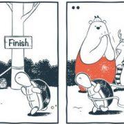 Креативни стрипови со неочекуван и понекогаш мрачен крај