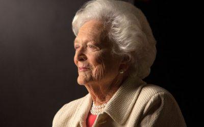 8-те најинспиративни цитати за животот, љубовта и семејството од Барбара Буш