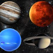 Која планета ве привлекува најмногу? Одговорот ја открива вашата универзална енергија