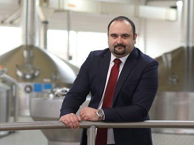 Владимир Косијер – нов генерален директор на Пивара Скопје