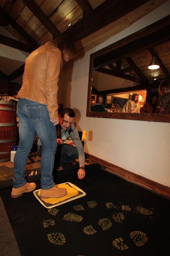 """40 години од постоењето на легендарните Timberland """"yellow boots"""" прославено на уникатен начин"""